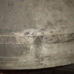 Glocke Zwölferin von Marling: Jahr des Glockengusses
