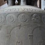 Glocke Zwölferin von Marling - Kunstvolle Verzierungen