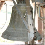 Zügenglocke von Marling - Glockengießer Luigi Colbacchini