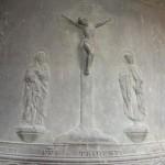 Große Glocke von Marling - Kreuzigungsgruppe