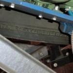 Kluane Glocke von Marling - Jahreszahl des Glockengusses