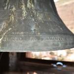Zügenglocke von Marling - Jahr des Glockengusses