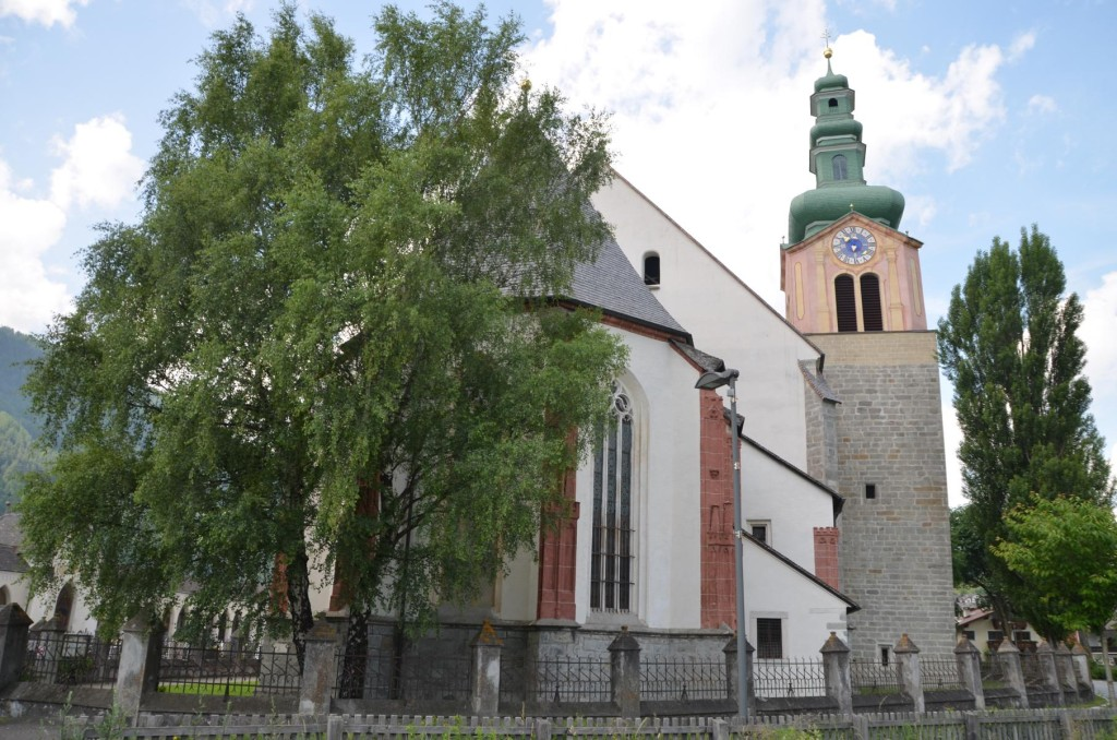 Pfarrkirche Maria im Moos Sterzing